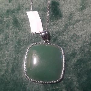 🔖New Inventory 🔖Aventurine Pendant w/chain